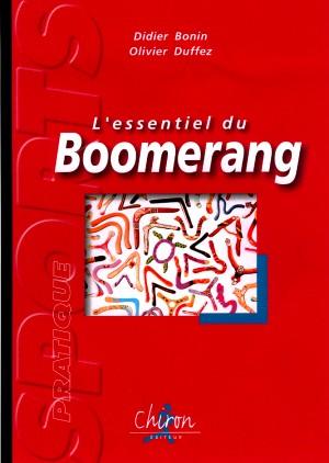 livre L'essentiel du boomerang